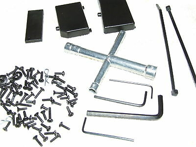 Brand New Kyosho Drx, Dbx 2, Dst, Chassis Screw Kit And Tools