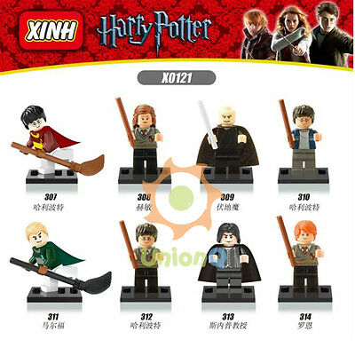 HarryPotter Hermione Granger Lord Voldemort Draco Malfoy Snape Ron figure