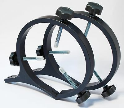 """Mount Rings 5"""" Asymetric For 8""""LX"""