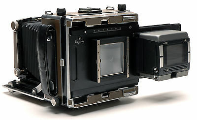Moveable Adapter For Phase One Hasselblad H Back To Linho Sinar Toyo Horsema 4x5