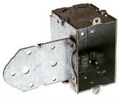Raco Incorporated 3PK Raco #687 2-1//2D 4G Switch Box,No 687