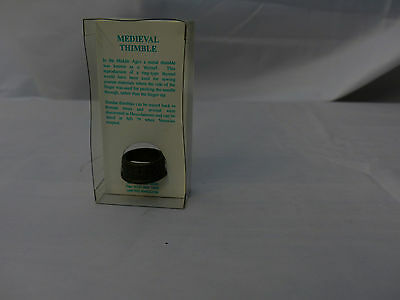 Reproduction Medieval Thimble