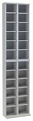 """VCM """"Almera"""" Archiving System for 408 CDs, White"""