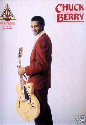 Chuck Berry Guitar Recorded Versions Noten Tab