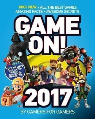 Game on! 2017 - New Paperback Book - Annual