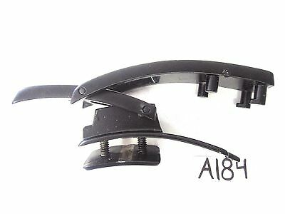 Black Replacement Lever for Powerlifting Lever Belts