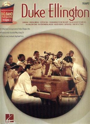 Duke Ellington Big Band Play-Along 3 Trompete Trumpet Noten mit CD