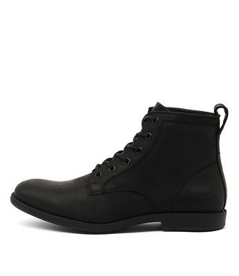 New Windsor Smith Krab Black Mens Shoes Casual Boots Ankle