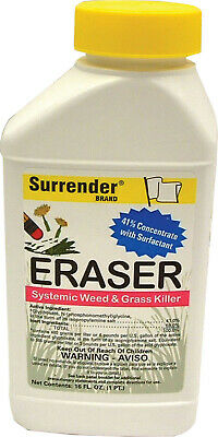 Eraser Weed And Grass Killer Concentrate by Control Solutions Inc, 3PK