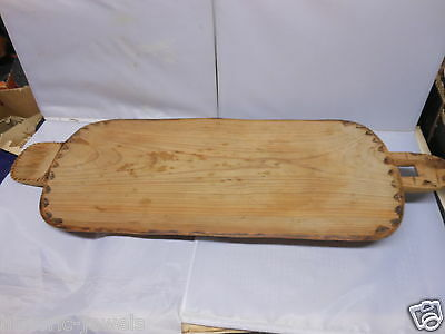 Gilbert Islands carved tray