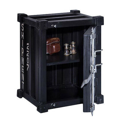 NEW Shipping Container Side Cabinet