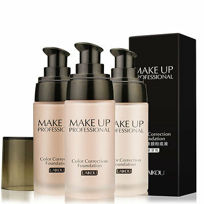 New Waterproof Moisturing Long Lasting Perfection Flawless Liquid Foundation AU