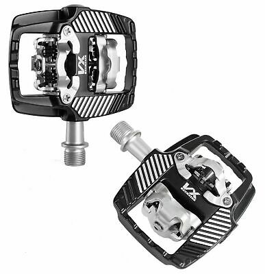 VP VX Adventure Race Mountain Bike Shimano SPD Compatible Pedals with Cleats