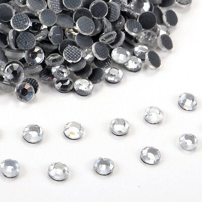 1440pcs Strass Thermocollant Hotfix Diamant 2,8-3,0mm DIY couture
