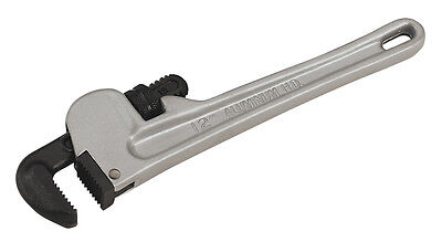 Sealey AK5107 Pipe Wrench European Pattern 300mm Aluminium Alloy