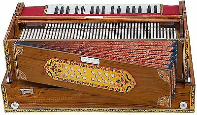 Best Quality Harmonium 13 Scale Changer 4 Reed By Dorpmarket