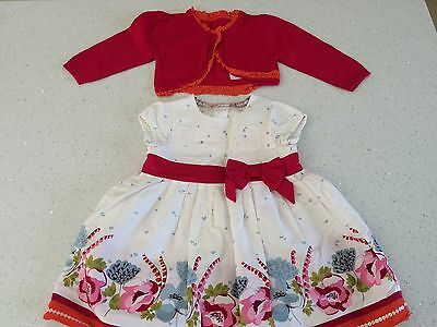 Style a red dress 9 month
