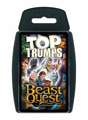 Top Trumps - Beast Quest Card Game