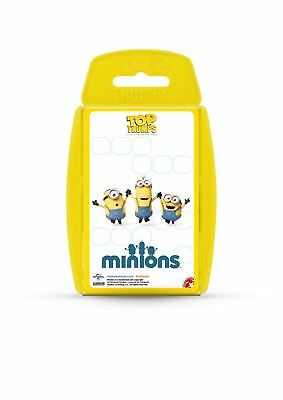Top Trumps - Minions Card Game