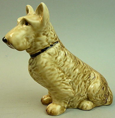 Original Sylvac Pottery Art Deco Scottie Dog 'mac' #1205
