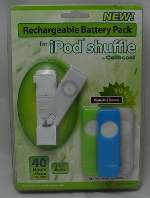 iRecharge, Rechargeable Battery Pack for iPod Shuffle (IPR3-BP)