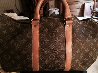 "Vintage Louis Vuitton French Company Bag ""duffle style"""