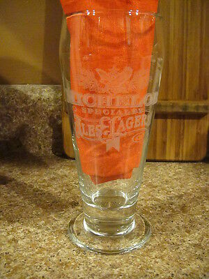 Michelob Specialty Ales & Lagers Beer LIMITED Edition 12oz Glass Not Pint