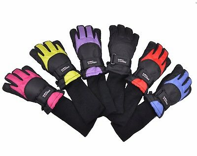 Snow Stoppers Ski & Snowboard Gloves SnowStoppers Mittens