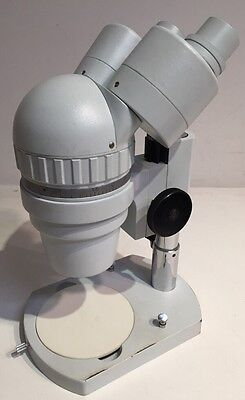 Vintage Olympus SZ Stereo Zoom 3D Professional Adjustable Heavy Duty Microscope