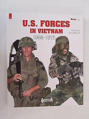 U.S. Forces in Vietnam 1968-1975 - 84 pages filled with Color Photos