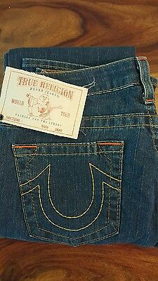 New True Religion jeans Johnny style (size 30x32)