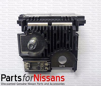 nissan positive battery cable fuse fusible link connector 2004 genuine oem nissan murano maxima fuse block holder link connector