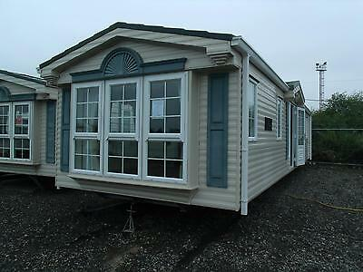 WILLERBY VOGUE '05 38x12 2bed WINTERISED static caravan off site immaculate