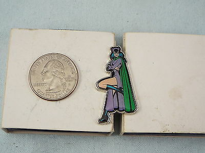 Willabee & Ward Pin Catwoman With Green Cape