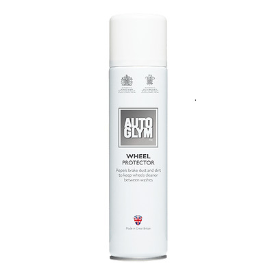 Genuine Autoglym Alloy Wheel Seal Protector Repel Dust Clean Between Wash 300ml