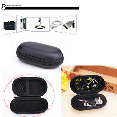 Container Handbag Cellphone Headset Bluetooth Earphone Storage Box Holder Cases