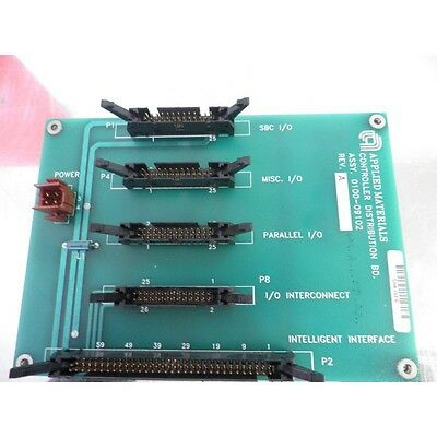 Printed Circuit Board Applied Materials 0100-09102