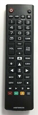 New USBRMT LG Replacement TV Remote AKB73715608 For LG LCD LED Smart TV
