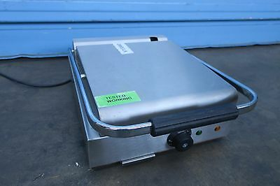 Used Numaker Commercial Stainless Steel Sandwich Press