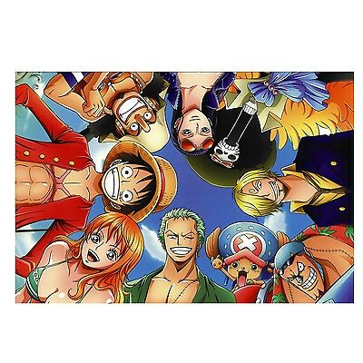 Poster Affiche prix bas Manga One Piece Equipage 61 x108 cm