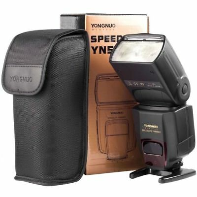Yongnuo YN-565EX Flash Speedlite i-TTL for Nikon DSLR D50 D6 D80 D700 D3100 UK