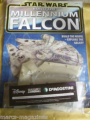 Deagostini Star Wars Build The Millennium Falcon Part 11 New Unopened