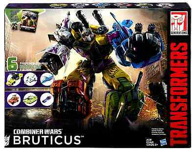 Transformers Combiner Wars G2 Bruticus Box Set Combaticons