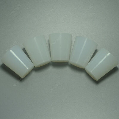 3# Silicone Plug,Food Grade Silicone Rubber Stopper,Tube Stopper,5PCS/LOT