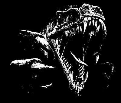 FORD RAPTOR Vehicle Graphic Velociraptor Pick Up Tailgate Side - Rear window hunting decals for trucksdeers in a forrest bw window graphic tint decal sticker truck