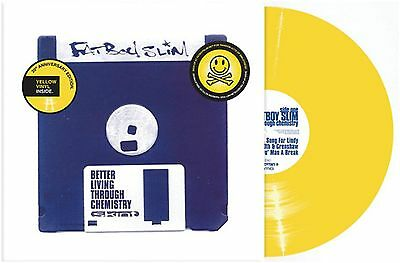 Fatboy Slim - Better Living Through Chemistry - Yellow Vinyl 20th Anniversary