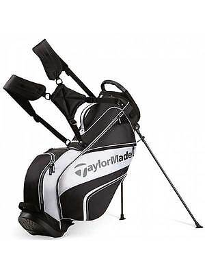 TaylorMade TM Pro 4.0 Stand Bag Black/White