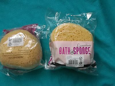 2 x large sponges to paint your baby reborn with