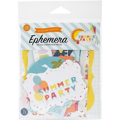 Echo Park ~ SUMMER PARTY ~ Ephemera