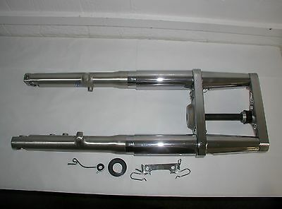 Vulcan 1500 front forks triple clamps Complete! 1999 Kawasaki Classic Beautiful!
